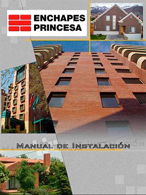 manual de instalación enchapes princesa