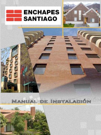 manual de instalación enchapes santiago