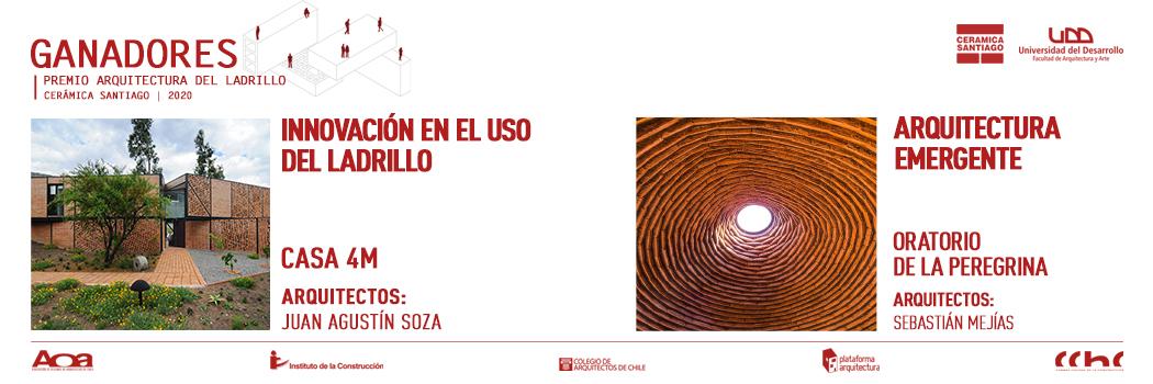 Premio Arquitectura del ladrillo 2020
